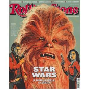 Rolling Stone - mensile n.5 Maggio 2018 Stars Wars: il duro, la bella, la bestia