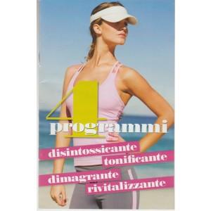 Pocket - 4 Programmi: disintossicante, tonificante, dimagrante, rivitalizzante