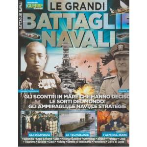 Guerre E Guerrieri Speciale - Le grandi battaglie navali n. 5 bimestrale - maggio - giugno 2018