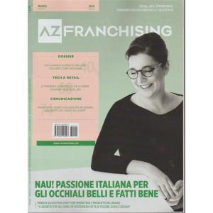 AZ Franchising n. 5 - maggio 2018 - mensile