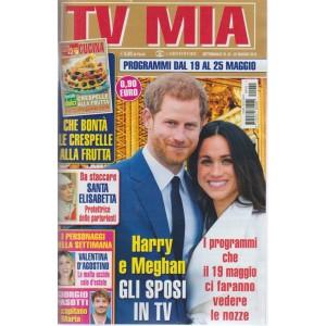 Tv Mia - N. 20 - 22 maggio 2018 - settimanale