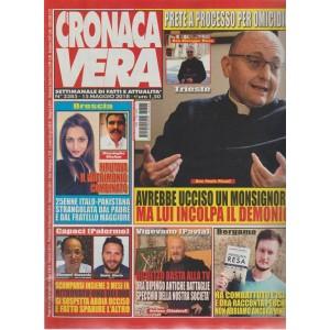 N.Cronaca Vera - n. 2385 - 15 maggio 2018 -