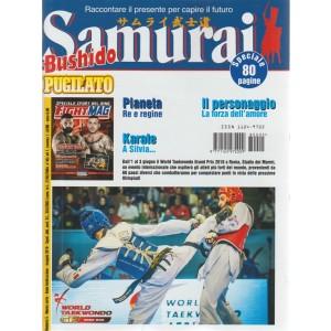 Samurai - n. 5 - maggio 2018 - nuova serie - 80 pagine