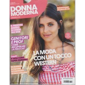 Donna moderna n. 21 - 9 maggio 2018 - settimanale