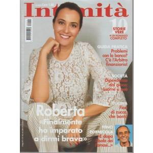 Intimita' - R. Capua n. 20 - 23 maggio 2018 - settimanale