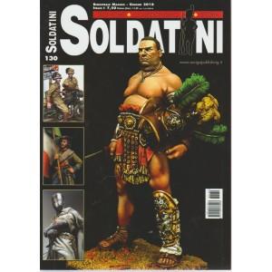 Soldatini - n. 130 - bimestrale - maggio - giugno 2018 -