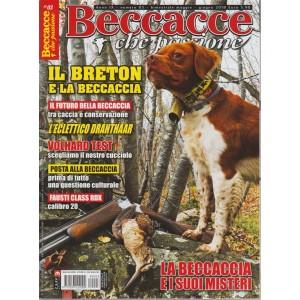 Beccacce Passione -  n. 3 - bimestrale - maggio 2018