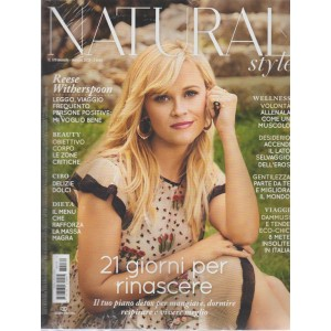 Natural Style - n. 179 - mensile - maggio 2018