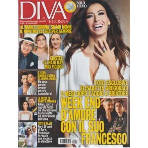 Diva E Donna  n. 20 - settimanale femminile - 22 maggio 2018