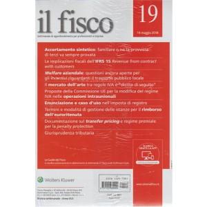 Il Fisco n. 19 - 14 maggio 2018 - rivista settimanale