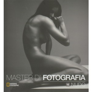 Master di fotografia vol.16 Nudo - by National geographic