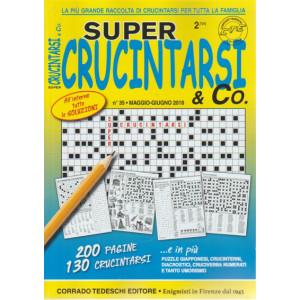 Abbonamento Supercrucintarsi Co. (cartaceo  quadrimestrale)