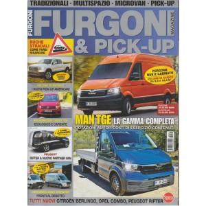 Furgoni Magazine - & pick - up n. 35 - bimestrale - maggio - giugno 2018