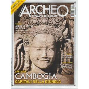 Archeo - n. 399 - maggio 2018 - mensile