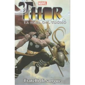 Thor - Fratelli Di Sangue . La saga del tuono. n. 30 - settimanale