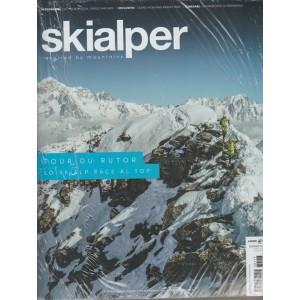Ski Alper - bimestrale n. 117 Aprile 2018 + Alpine 2018