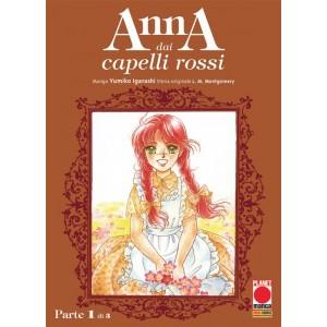 Manga: Anna dai capelli rossi   1 - Manga Love   153 Panini Comics