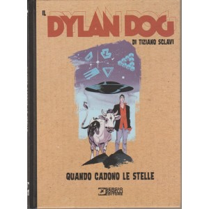 il Dylan Dog di Tiziano Sclavi - vol. 13 Maggio 2018 - Quando cadono le Stelle