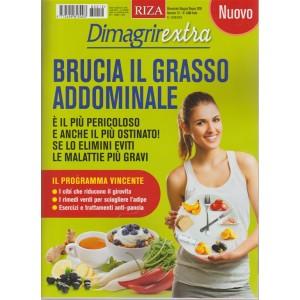 Dimagrirextra - Brucia Grasso Addominale n. 12 - bimestrale - maggio - giugno 2018