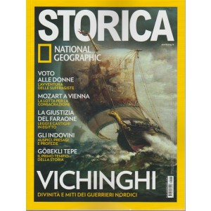 Storica - National Geographic - n. 112 - giugno 2018 - mensile