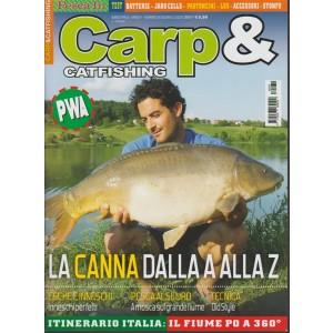 Carp & catfishing n. 34 - bimestrale - giugno - luglio 2018