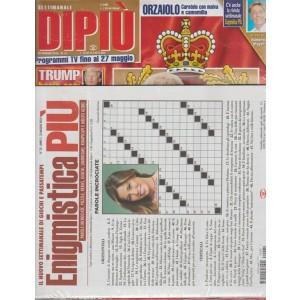 DiPiù - settimanale n.21 - 28 Maggio 2018 + Enigmistica più n. 20/2018