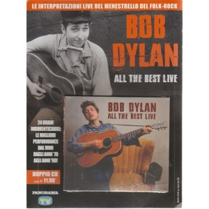 Cd Sorrisi Canzoni - Bob Dylan - All The best live