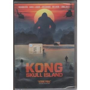 "DVD  Kong Skull Island ""Azione paura"""
