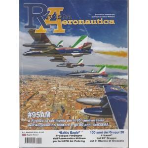 Rivista Aeronautica - n. 2 - marzo - aprile 2018 - periodico bimestrale dell'Aeronautica Militare