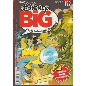 Disney Big - mensile n. 122 Maggio 2018 - Panini Comics