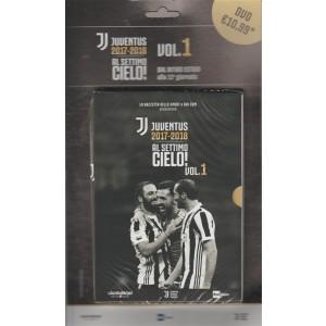1° DVD di 5 - Juventus 2017-2018: al settimo cielo! by la Gazzetta dello Sport