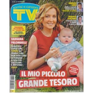 Sorrisi E Canzoni Tv - n. 21 - 22 maggio 2018 -