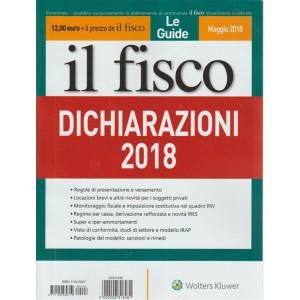 Le Guide. Il fisco . Dichiarazioni 2018 - bimestrale - maggio 2018