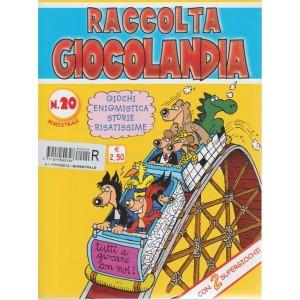 Raccolta Giocolandia n. 20 - bimestrale - 17/10/2012