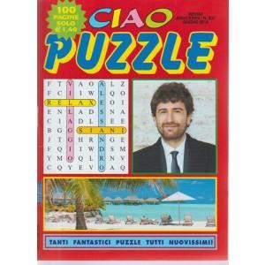 Ciao Puzzle n. 337 - mensile - giugno 2018