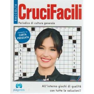 Raccolta Crucifacili n. 69 - bimestrale - 22/5/2018 - periodico di cultura generale