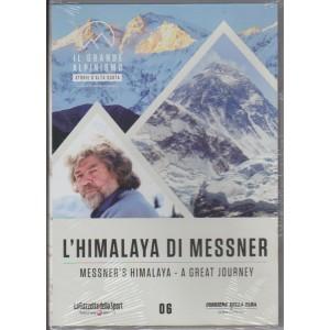 DVD Il grande Alpinismo n. 6 - L'Himalaya di Messner