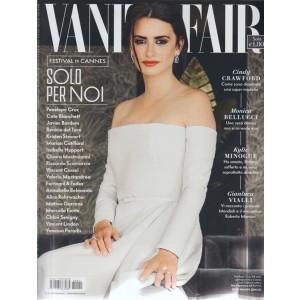 Vanity Fair   n. 21 - settimanale- 30 maggio 2018