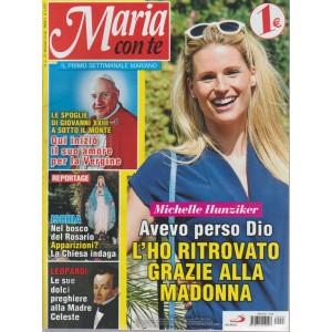 Maria Con Te - - n. 3 - 27 maggio 2018 - settimanale