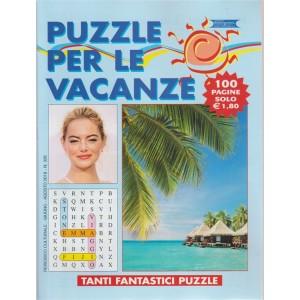 Puzzle Per le vacanze n. 326 - periodico culturale - giugno - agosto 2018