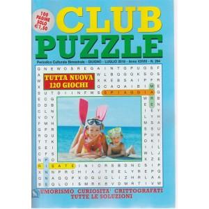 Club Puzzle - n. 264 - periodico culturale bimestrale - giugno - luglio 2018