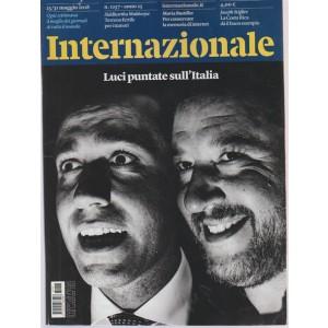 Internazionale - n. 1257 - 25/31 maggio 2018 - settimanale -