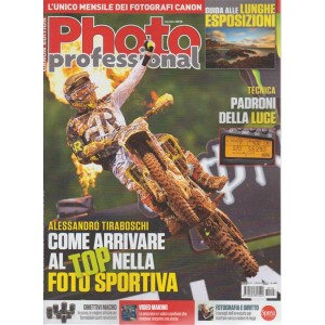 Professional Photo - n. 3 - mensile - giugno 2018
