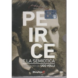 Il caffè filosofico. Peirce e la semiotica raccontati da Ugo Volli. - Settimanale -
