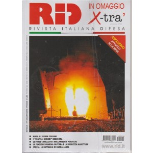Rid - + X-Tra'n. 6 - mensile - giugno 2018 -