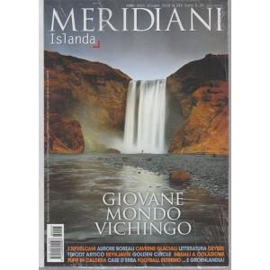 Meridiani - Islanda n. 243 - giugno 2018 - periodico bimestrale