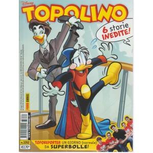 Topolino - n. 3262 - 30 maggio 2018 - settimanale