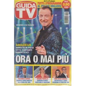 Guida Tv -  n. 22 - settimanale - 29 maggio 2018