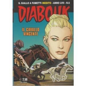 Diabolik - mensile n.6 anno LVII - Giugno 2018 Il Cavallo vincente