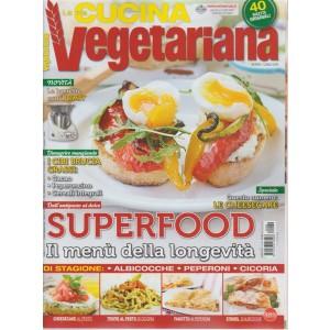 Cucina Vegetariana - n. 89 - bimestrale - giugno - luglio 2018